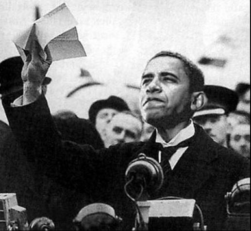 Obama Peace Time