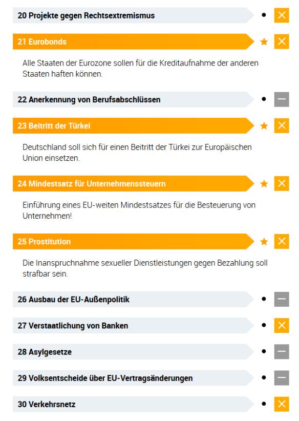 Europawahl - 03