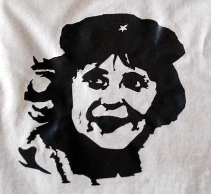 Merkel Che Guevara